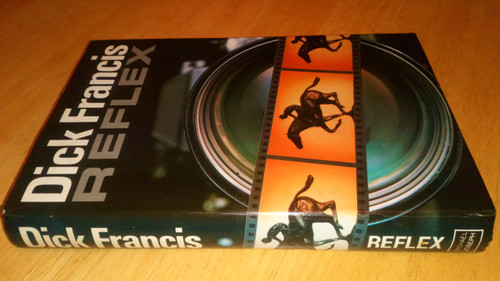 Francis, Dick - Reflex - UK HB 1st edition 1980 - Racing Thriller