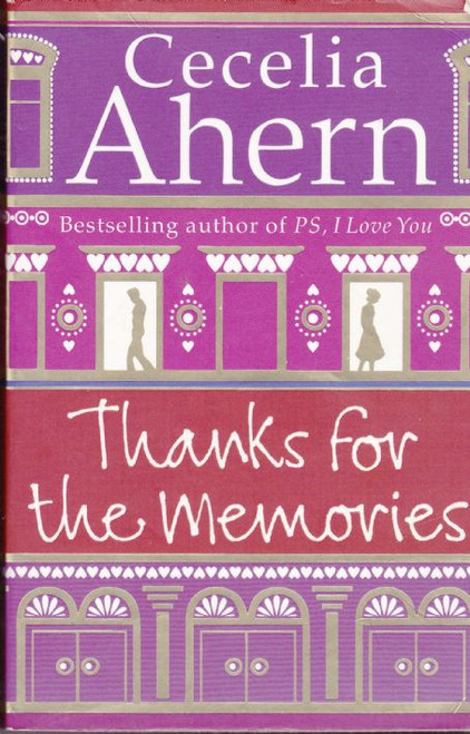 Ahern, Cecelia / Thanks For The Memories