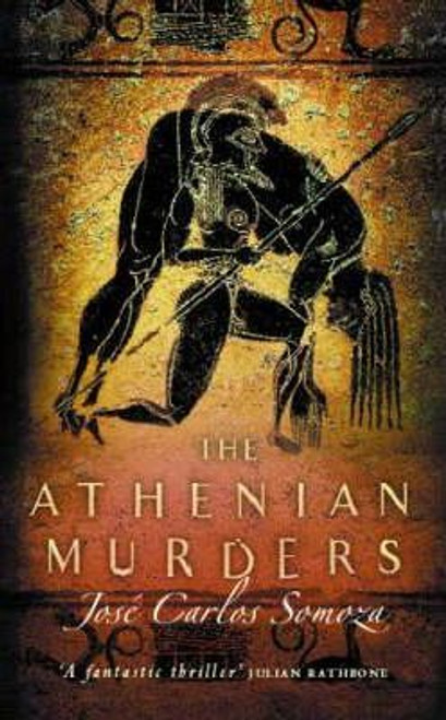 Carlos, Somoza Jose / The Athenian Murders (Large Paperback)