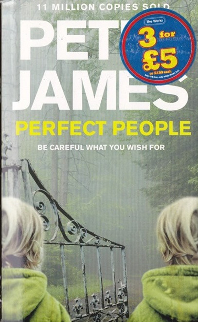 James, Peter / Perfect People