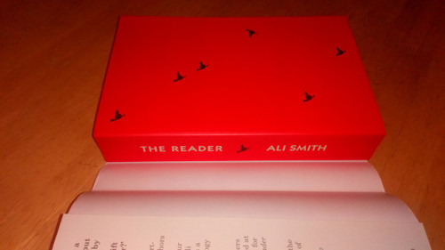 Smith, Ali - The Reader - PB - An Anthology of Reading