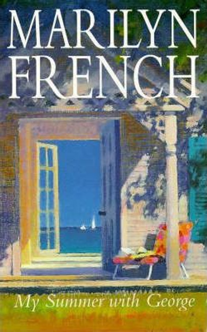 French, Marilyn / My Summer with George (Medium Paperback)
