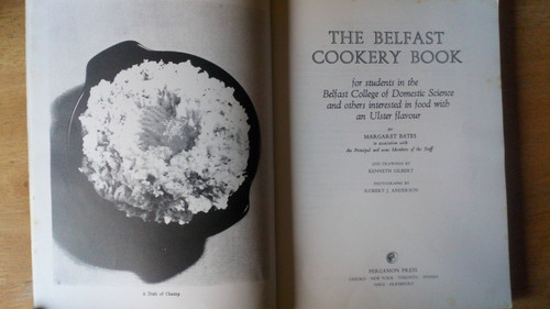 Bates, Margaret - The Belfast Cookery Book - 1967