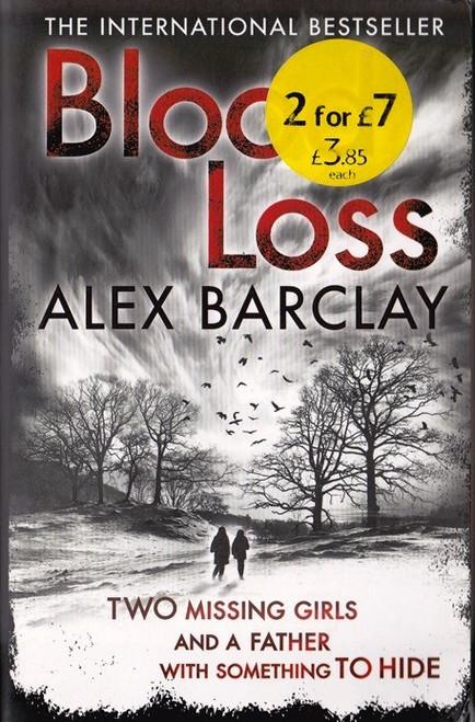 Barclay, Alex / Blood Loss