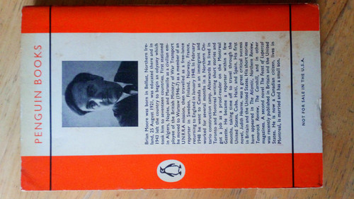 Moore, Brian - The Lonely Passion of Miss Judith Hearne - Vintage PB 1959