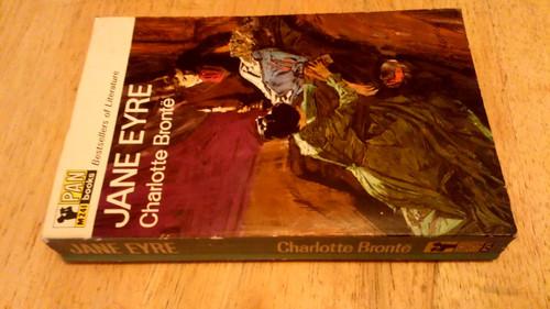 Bronte, Charlotte - Jane Eyre - Vintage Pan PB Ed 1967 - Classic ( Unabridged)