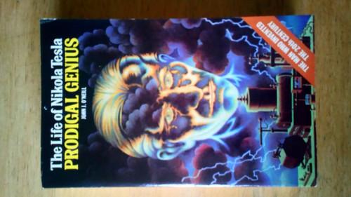 O'Neill, John J - The Life of Nikola Tesla : Prodigal Genius - PB 1980 - Biography Inventor