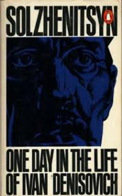 Solzhenitsyn, Alexander - One Day in the life of Ivan Denisovich - Vintage Penguin PB 1973  ( Originally 1963)