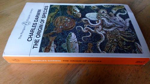 Darwin, Charles - The Origin of Species - Vintage Penguin PB - 1983 Ed - Science & Evolution