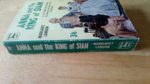 Landon, Margaret - Anna and the King of Siam - Vintage Panther - PB Ed Film Tie in
