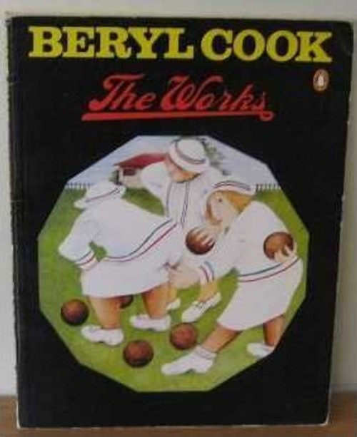 Cook, Beryl - The Works - Illustrated-  Art - Penguin PB 1ed 1979