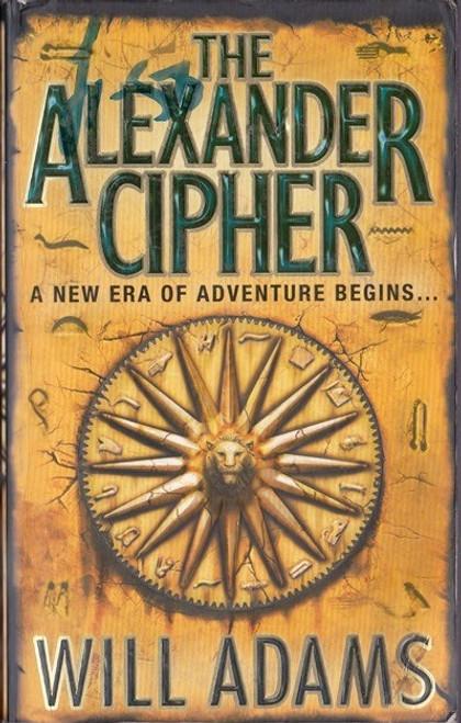 Adams, Will / The Alexander Cipher