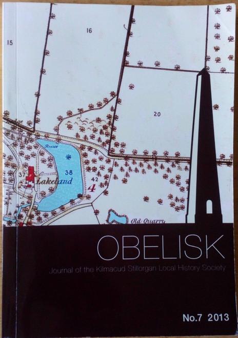 Obelisk : Journal of the Kilmacud Stillorgan Local History Society : No7, 2013