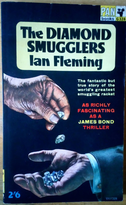 Fleming, Ian - The Diamond Smugglers - Vintage Pan PB ED 1963
