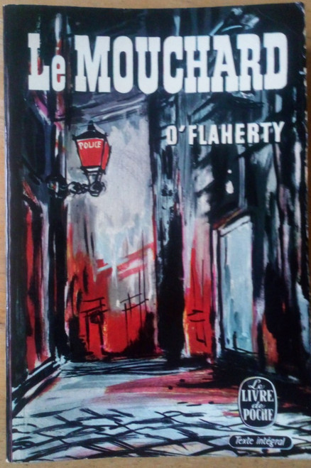 O'Flaherty, Liam - Le Mouchard ( The Informer) - FRENCH LANGUAGE ED - Livre De Poche PB - Libraire Stock