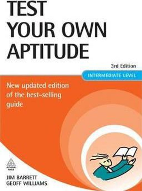 Williams, Geoffrey / Test Your Own Aptitude (Medium Paperback)