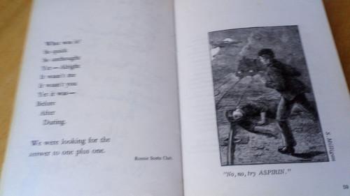 Milligan, Spike - The Bedside Milligan - HB 1ST Edition 1969 - Humour