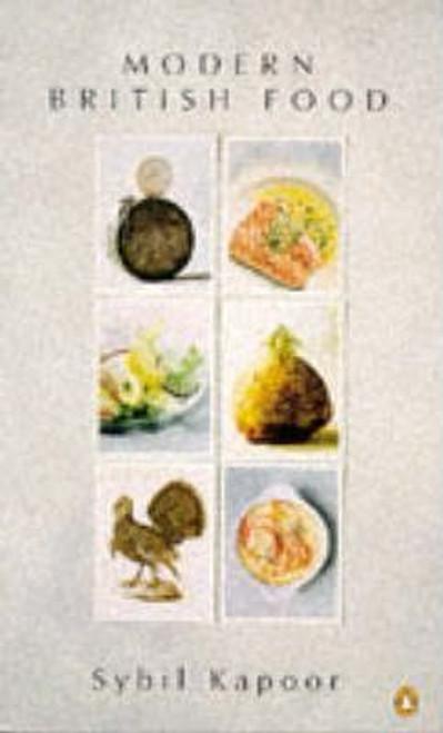 Kapoor, Sybil / Modern British Food (Medium Paperback)