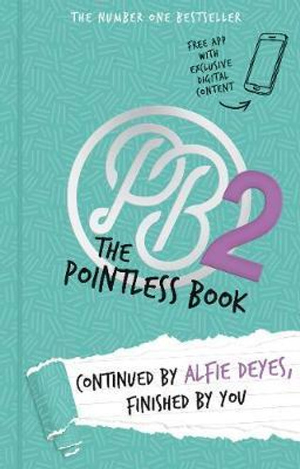 Deyes, Alfie / The Pointless Book 2 (Large Paperback)