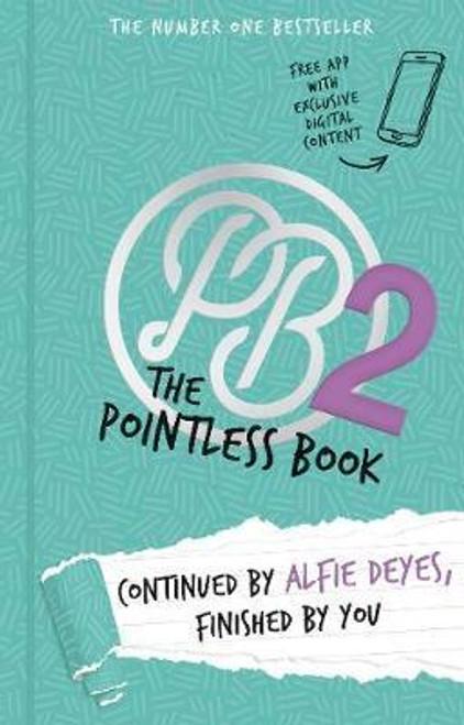 Deyes, Alfie / The Pointless Book 2 (Medium Paperback)