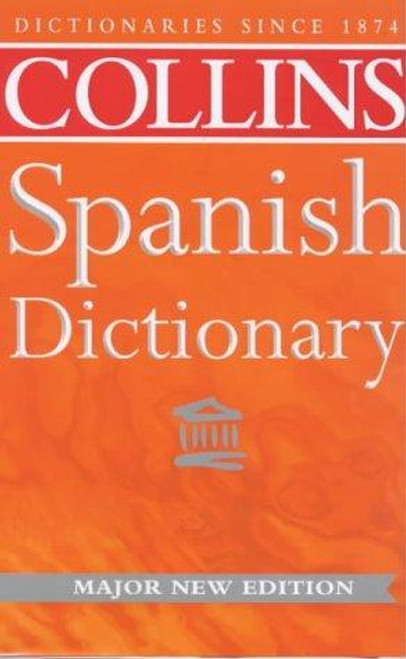 Butterfield (Ed)-  Collins Spanish Dictionary - English -Spanish & Espanol - Ingles Diccionario 6th Edition