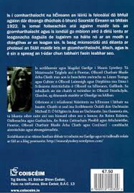 Lynskey, Maura - An Ghaeilge ar Chomharthaí Stáit - PB - Public Signage & Bilingualism -