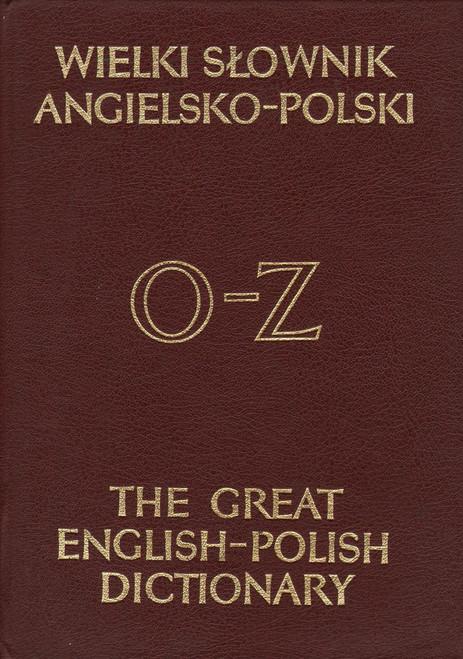 Stanislawski, Jan - The Great English- PolIsh Dictionary  - 2 VOL SET- Wielki Slownik Angielsko- Polski