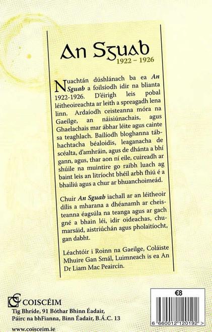 Mac Peaircín, Liam - An Sguab 1922-1926 ( An Scuab) As Gaeilge