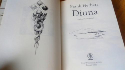 Herbert, Frank - Diuna - Polish Language Edition 2007  - HB - Polska Edycja