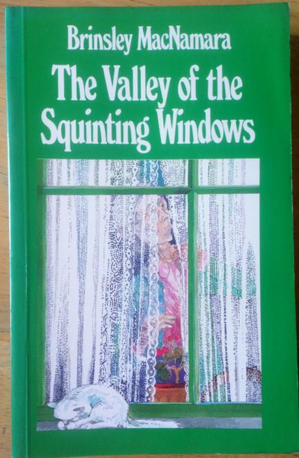 MacNamara, Brinsley - The Valley of Squinting Windows - PB - Anvil Press 1984 Ed