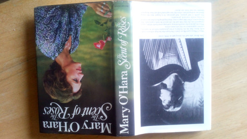 O'Hara, Mary - The Scent of Roses - Autobiography HB 1st Ed 1980 - Harpist