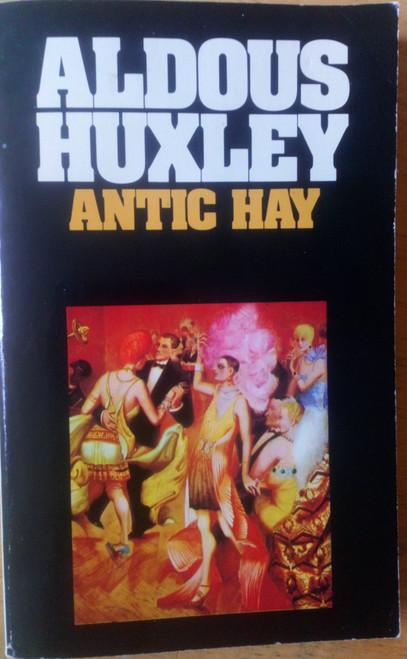 Huxley, Aldous - Antic Hay - Vintage Granada PB Edition