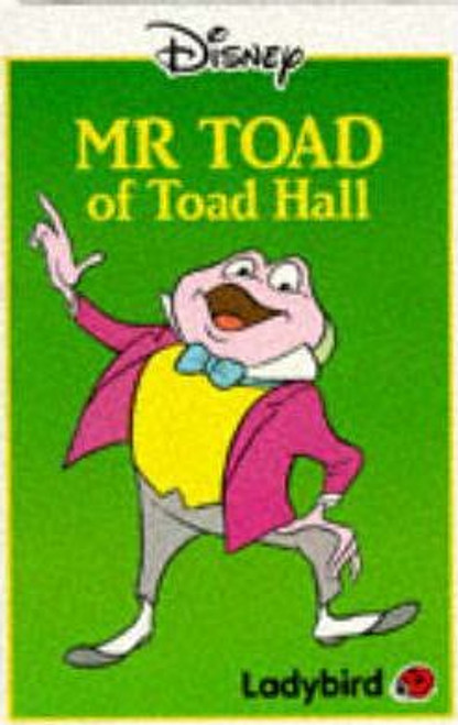 Ladybird / Mr Toad of Toad Hall