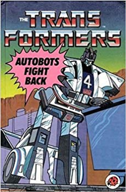 Ladybird / Autobots Fight Back (Transformers Series)