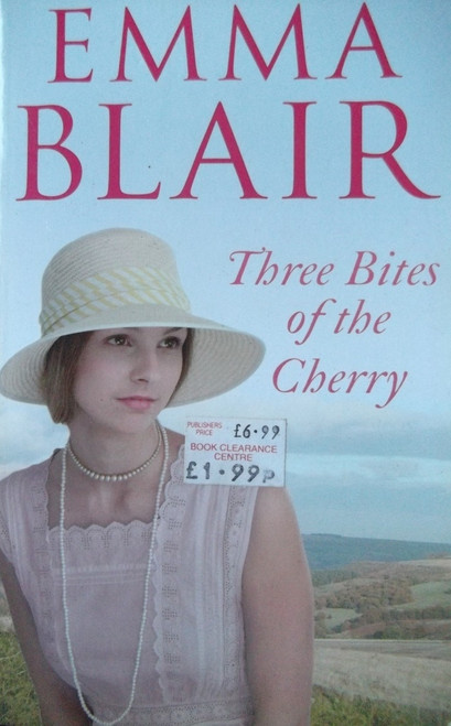 Blair, Emma / Three Bites Of The Cherry