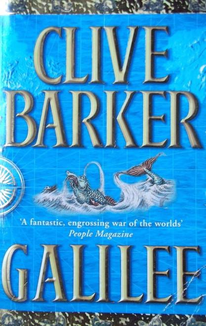 Barker, Clive / Galilee