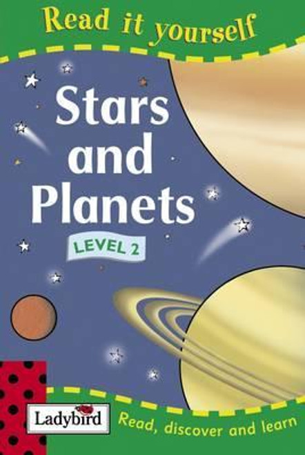 Ladybird / Read It Yourself: Stars and Planets