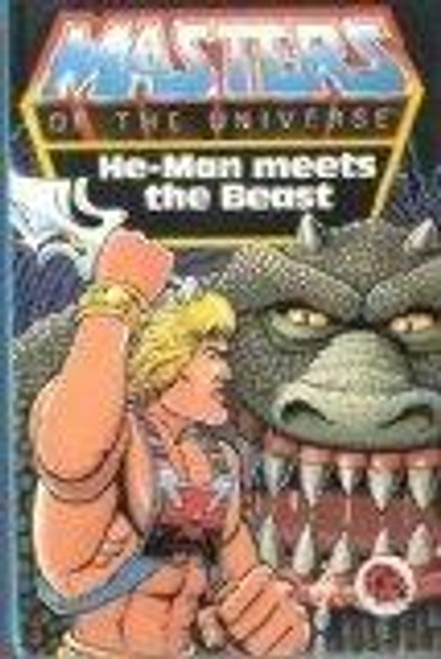Ladybird / He-man Meets the Beast (Masters of the Universe)