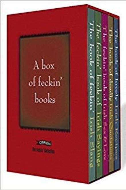 A Box of Feckin' Books (5 Book Box Set)