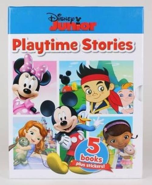 Disney Junior Playtime Stories (5 Book Box Set)