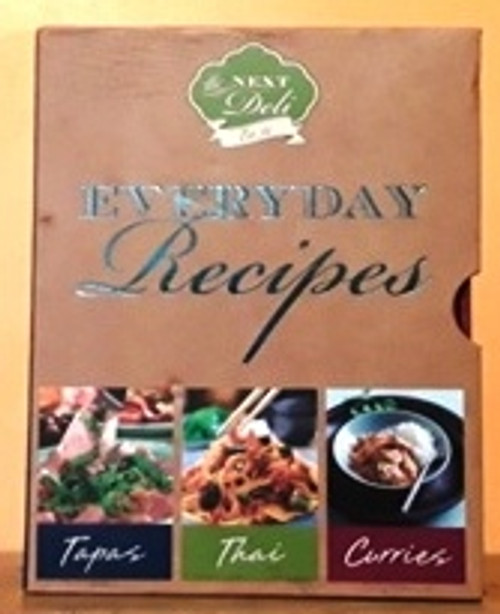 Everyday Recipes (3 Book Box Set) (Brand New)
