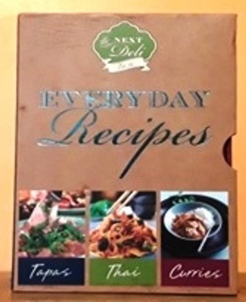Everyday Recipes (3 Book Box Set)
