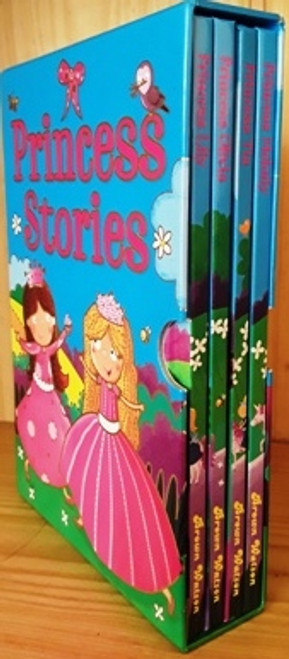 Princess Stories (4 Book Box Set)
