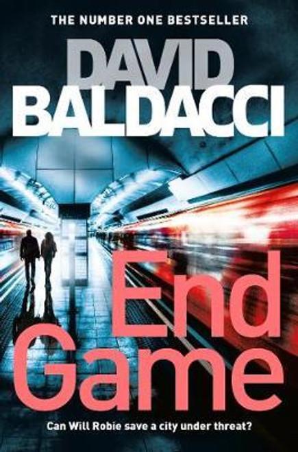 Baldacci, David / End Game