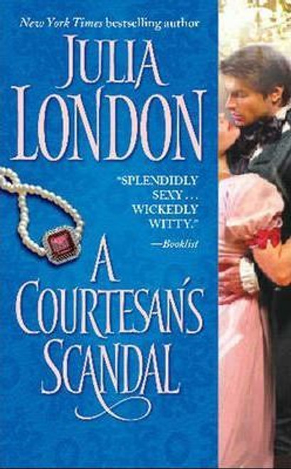 London, Julia / A Courtesan's Scandal