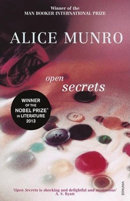 Munro, Alice / Open Secrets