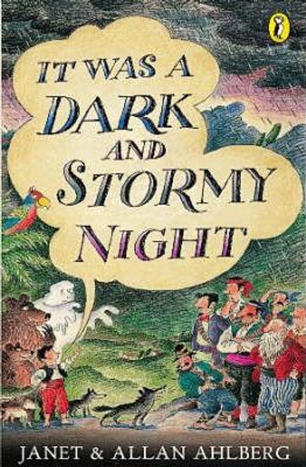 Ahlberg, Janet & Allan / It Was a Dark and Stormy Night