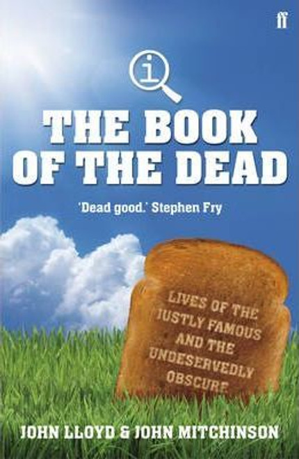 Lloyd, John / QI: The Book of the Dead