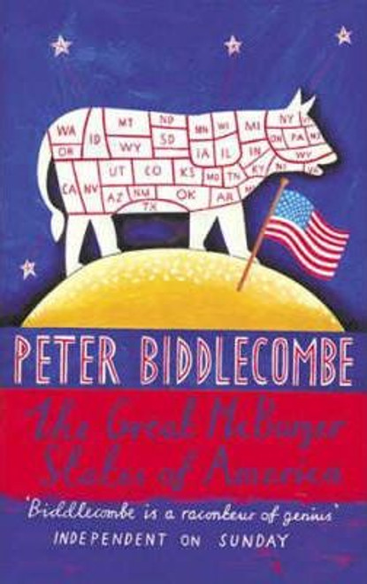 Biddlecombe, Peter / The United Burger States Of America