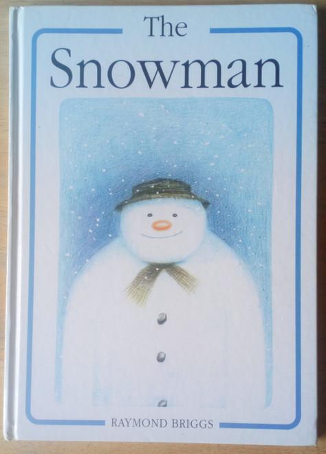 Briggs, Raymond - The Snowman - HB Illustrated Classic - Graphic Novel YA Children
